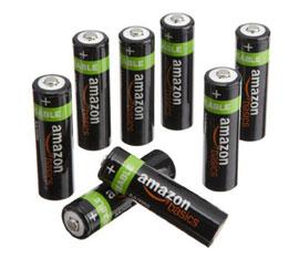 batterie ricaricabili migliori