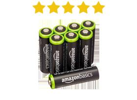 batterie ricaricabili scelta preferita